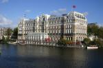 Amsterdam Light Festival Hôtel InterContinental